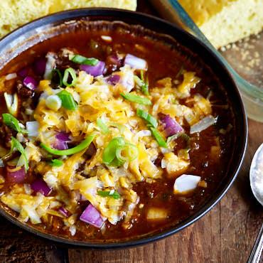 Best Texas Chili Recipe