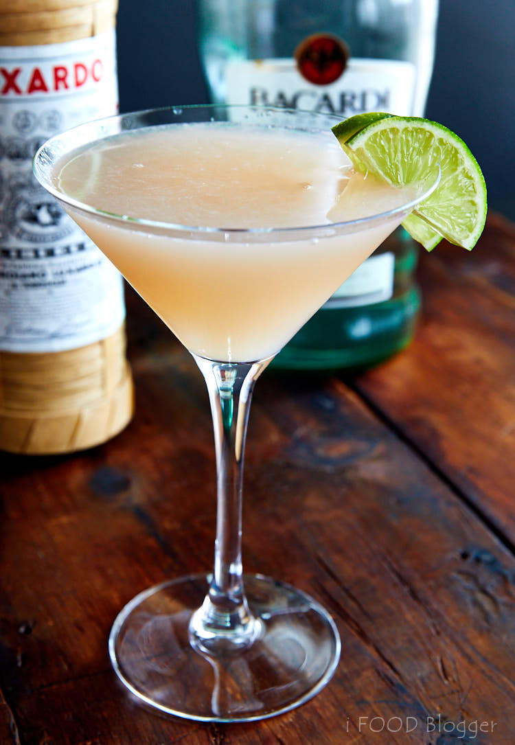 Hemingway Daiquiri Recipe - includes the original recipe as well as two variations to suit every taste.