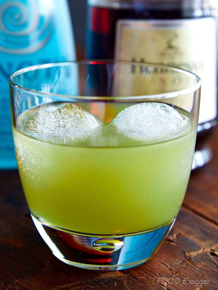 Incredible Hulk Drink I Food Blogger