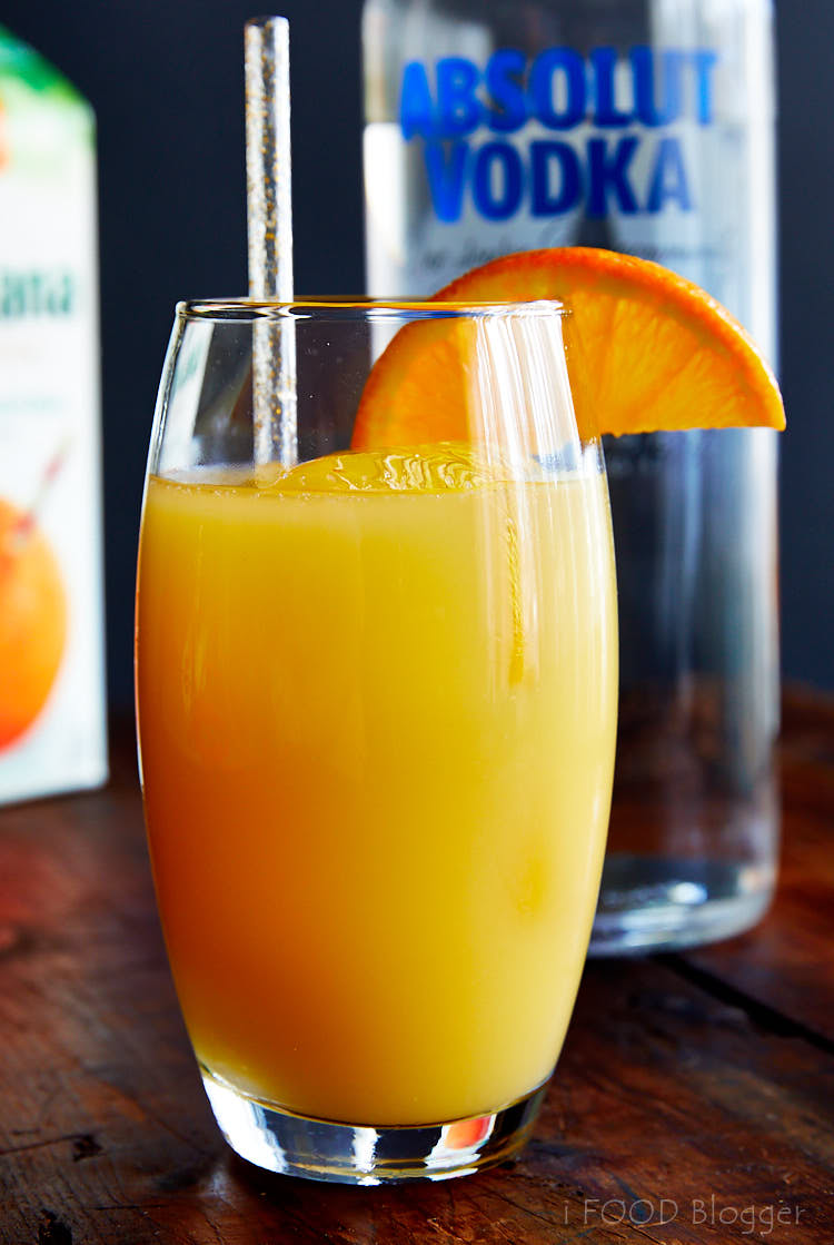 12 ways to make the Screwdriver Drink, from classic to modern variations. | ifoodblogger.com