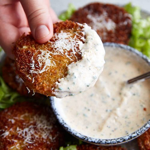 The best and the only ranch dressing recipe you will ever need. Use it with fried and grilled meats, salads, and roasted vegetables, and more. | ifoodblogger.com