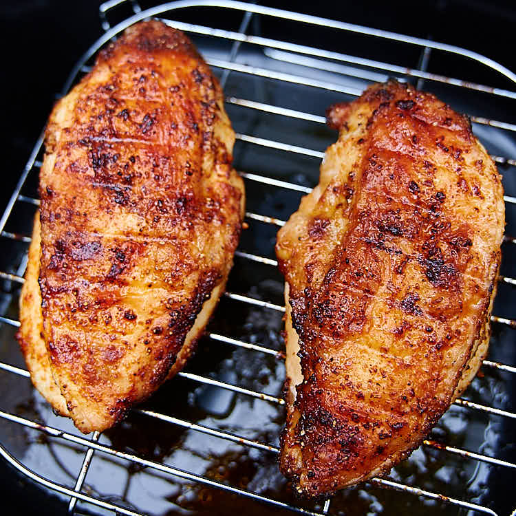 Instant Pot Air Fryer Chicken Breast Recipes