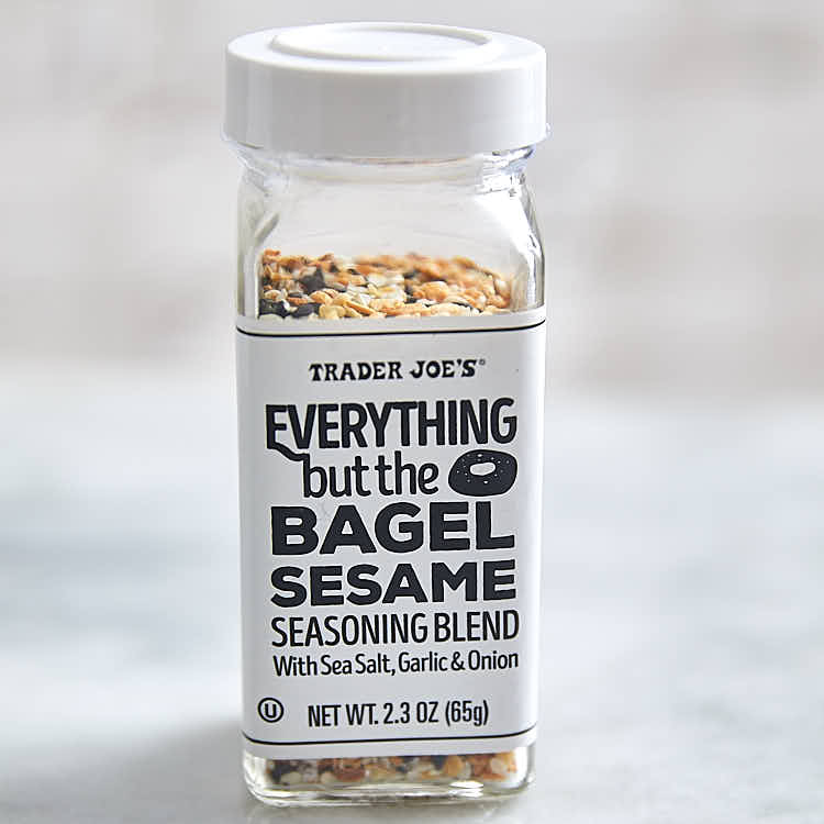 Seasoning for the delicious bagel sesame dipping sauce. | ifoodblogger.com